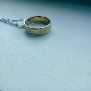 Lord of the Rings Ring Necklace